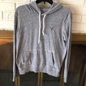American Eagle 🦅XS/TP Long Sleeve Hooded T-Shirt